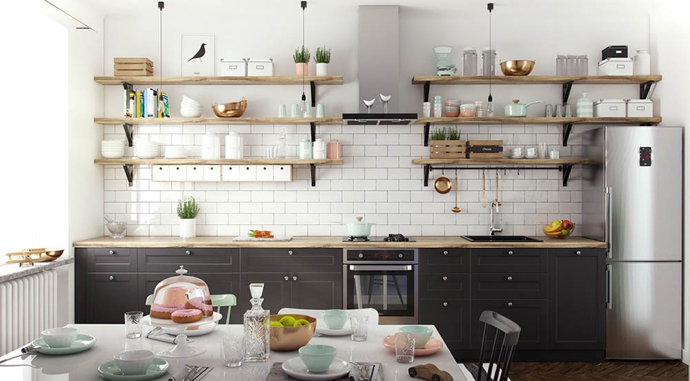 5 Kitchen Design Layouts That Has Been Proven To Work