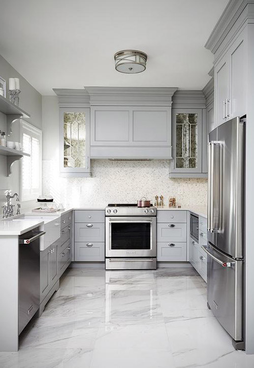 U-Shaped-Kitchen-How-To-Design-Your-Kitchen