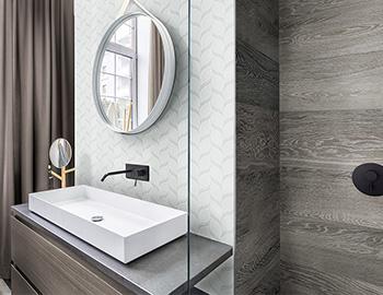 anatolia tiles used in bathroom