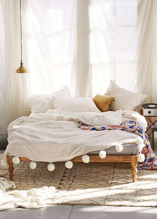fringe-bed