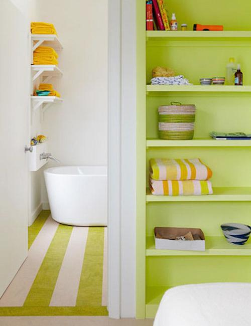 pantone-playful-lime-popsicle-room
