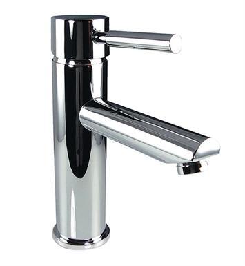 Fresca FFT1040CH Tartaro Single Hole Mount Bathroom Faucet in Chrome