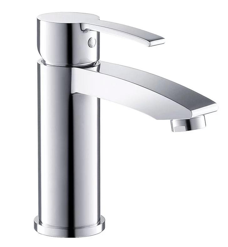Fresca FFT3111CH Livenza Single Hole Mount Bathroom Faucet in Chrome