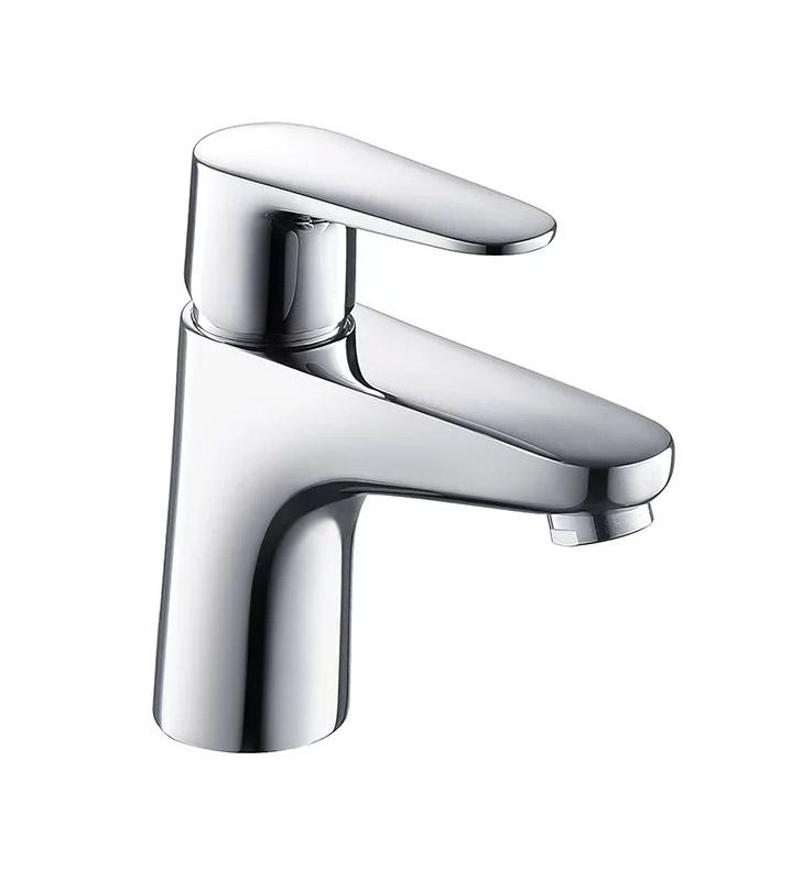 Fresca FFT3811CH Diveria Single Hole Mount Bathroom Faucet in Chrome