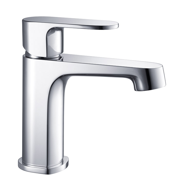 Fresca FFT9131CH Gravina Single Hole Mount Bathroom Faucet in Chrome