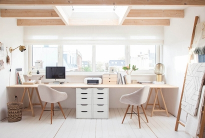 Create the Perfect Workspace to Boost Productivity
