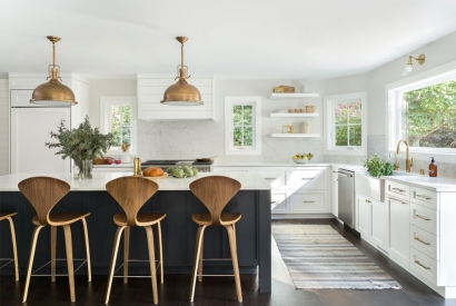 The Latest Kitchen Design Trends In 2019